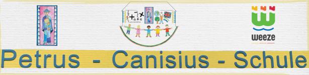 Logo von Weeze, KG Petrus-Canisius-Schule